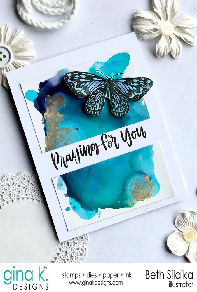 Gina K. Designs Card Kit and Illustrator Blog Hop June 2019: DayOne