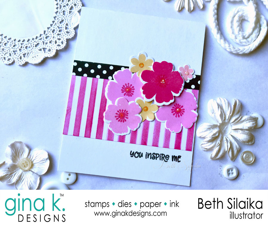 Gina K. Designs Card Kit & Illustrator Blog Hop July 2019: Day Two